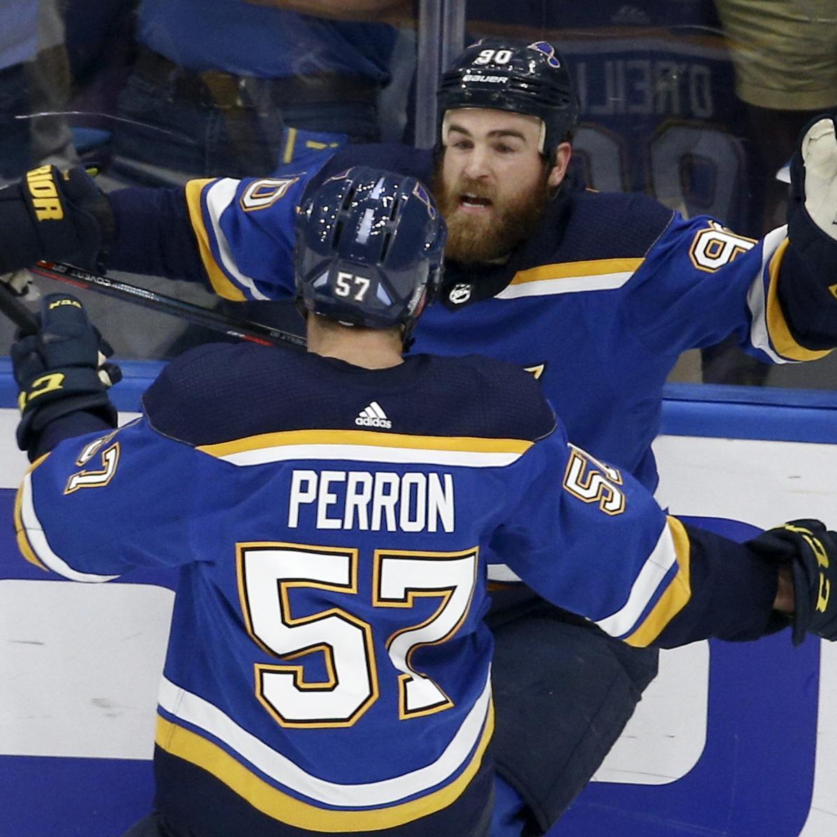 NHL Stanley Cup Final 2019: Bruins Vs. Blues Game 4 Result