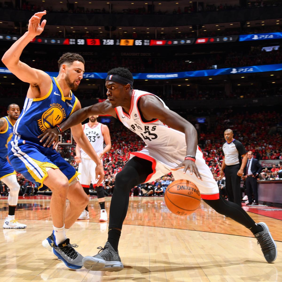 Warriors Game Broadcast Tv: NBA Finals 2019: Raptors Vs. Warriors TV Schedule And Game