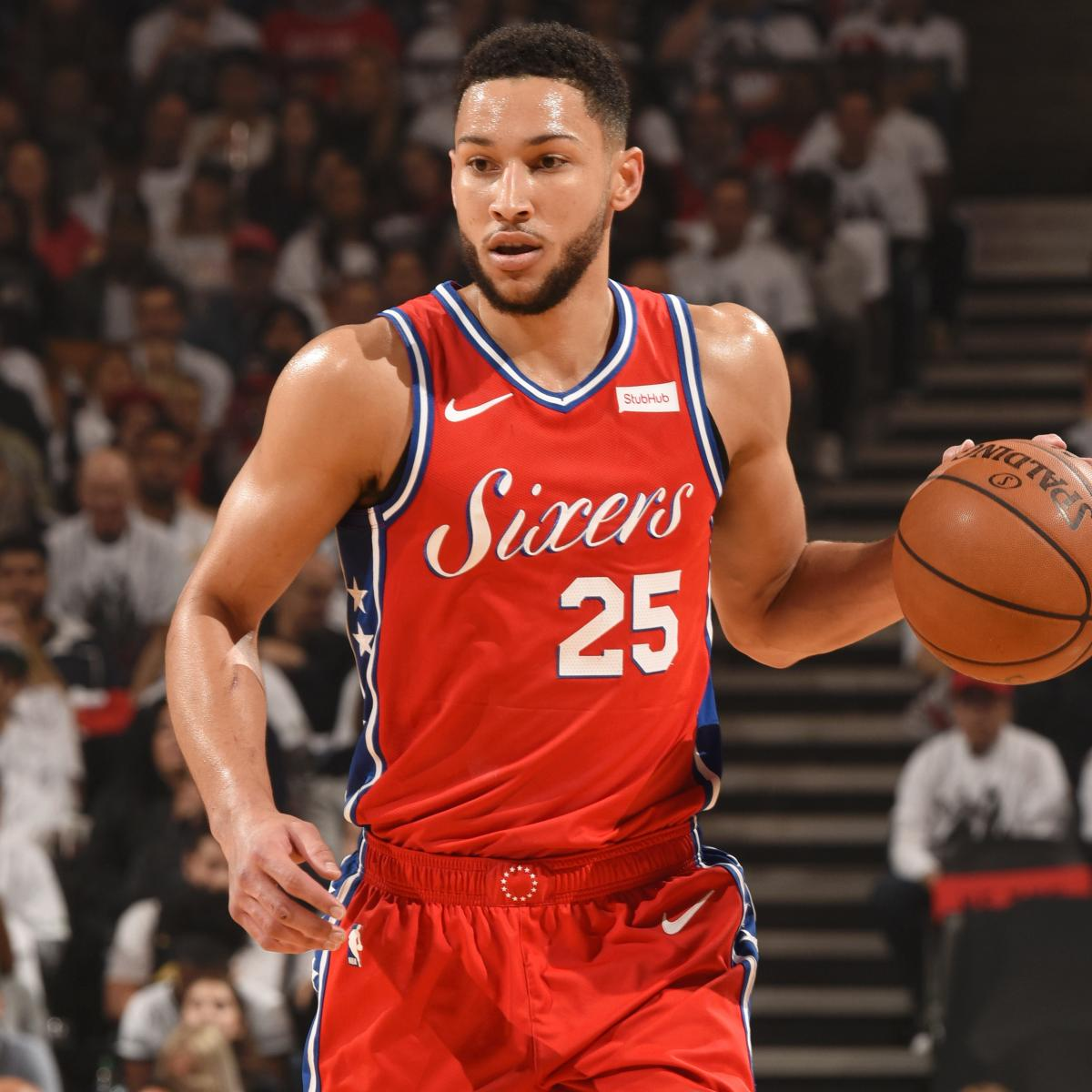 """The Philadelphia 76ers and star point guard Ben Simmons are nearing a max contract extension. According to Adrian Wojnarowski of ESPN, Philly has """" offered a five-year, $168M ..."""