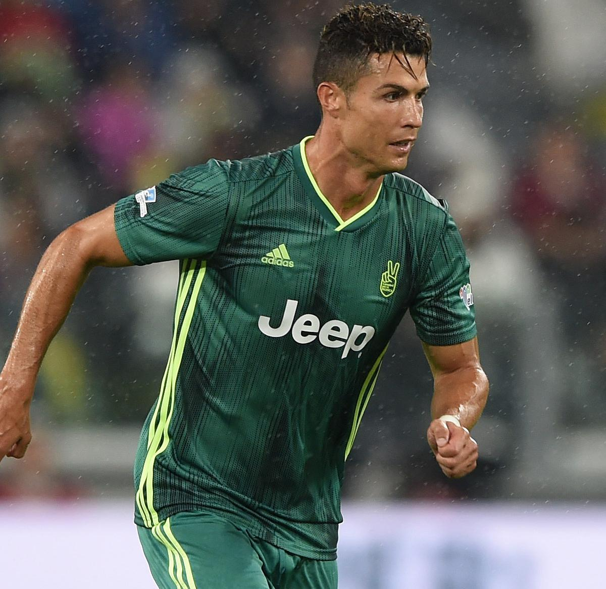 low priced 65d7e 418f4 Report: Cristiano Ronaldo Rape Lawsuit Dropped by Accuser ...