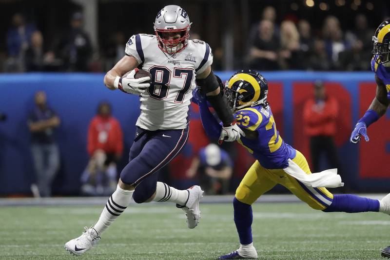 aecf283635d B/R's Mike Freeman: Sources Believe Rob Gronkowski Will Rejoin ...