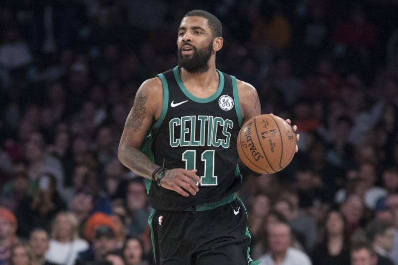 best service cd8a1 bbfc6 Kyrie Irving Rumors: 'Low' Chance Star Returns to Celtics ...