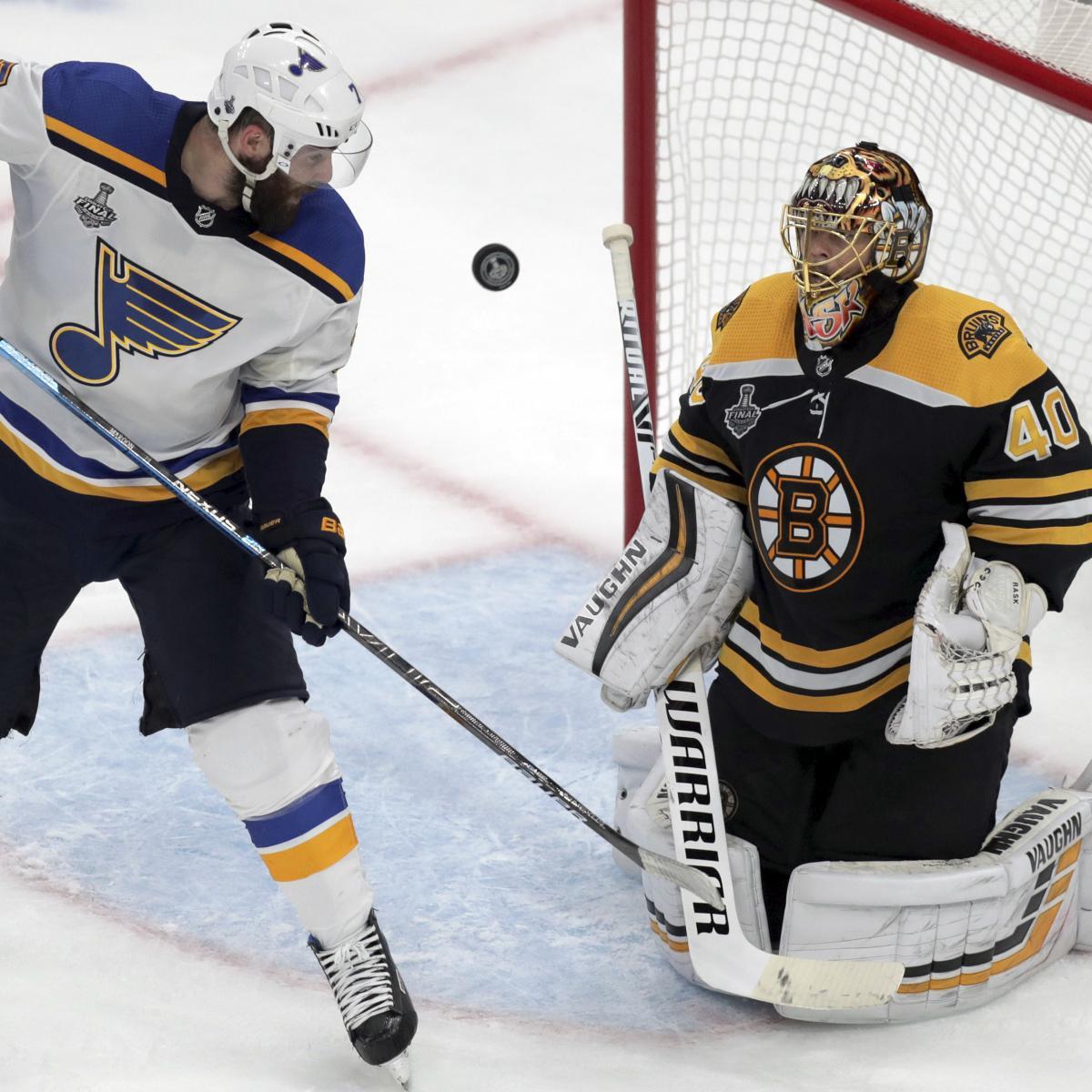 Blues Vs. Bruins: Game 5 Odds, Live Stream, TV Schedule