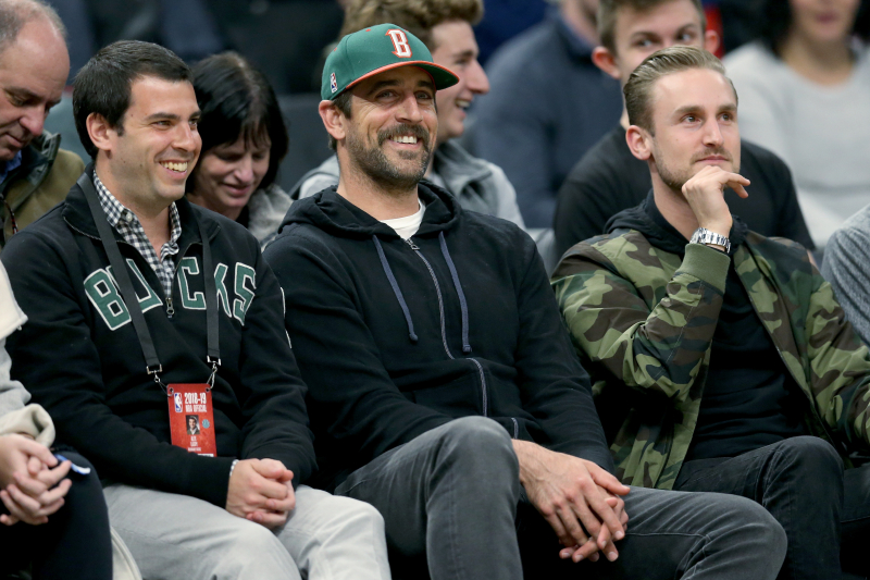 Aaron Rodgers Launches $50 Million Venture Capital Fund Rx3 Ventures