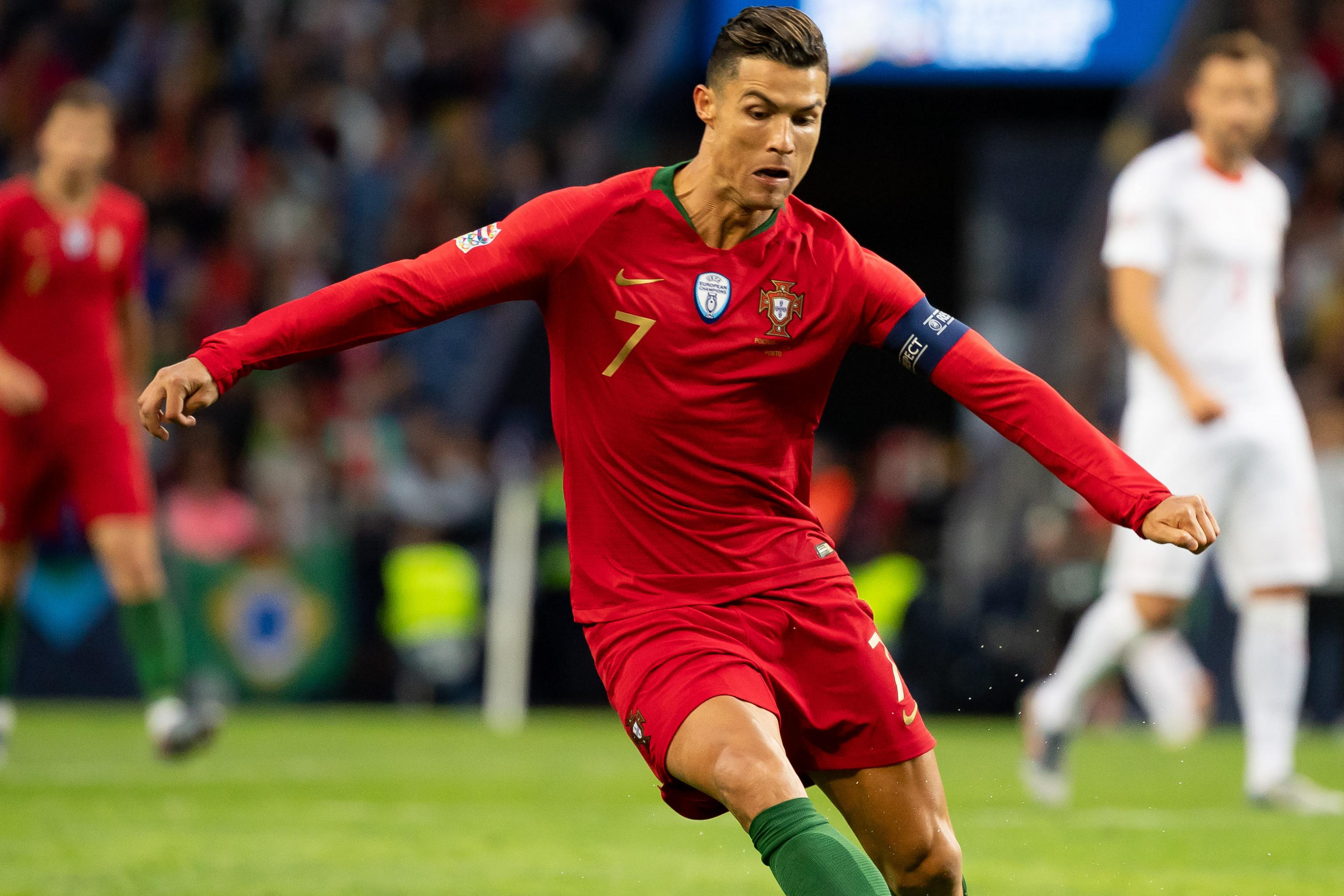 Cristiano Ronaldo Hat Trick Leads Portugal By Switzerland In Uefa Nations League Bleacher Report Latest News Videos And Highlights