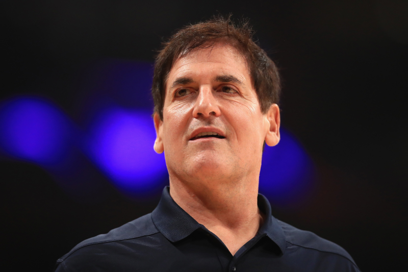 Mavericks' Mark Cuban Says He's 'Happier' the 'More Screwed Up' the Lakers Are