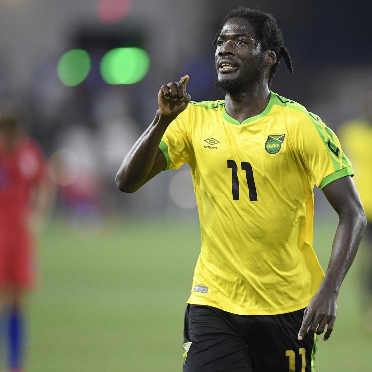 Shamar Nicholson Leads Jamaica To 1-0 Win Over United