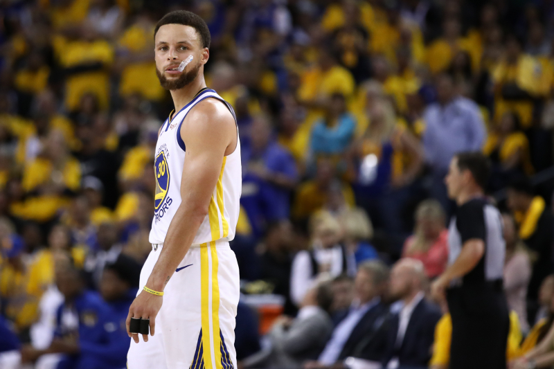 Warriors Need This Stephen Curry, Even If Klay Thompson, Kevin Durant Return