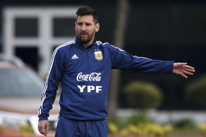 Lionel Messi Plays Down Argentina's 2019 Copa America Chances