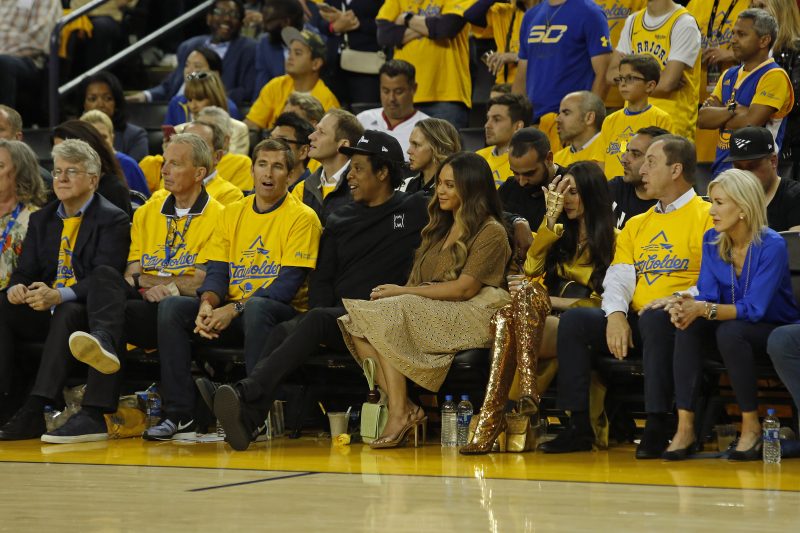 Warriors Owner's Wife Nicole Curran Getting Death Threats After Beyonce Incident