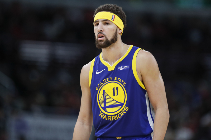Warriors News: Klay Thompson's Knee Injury Diagnosed as Torn ACL