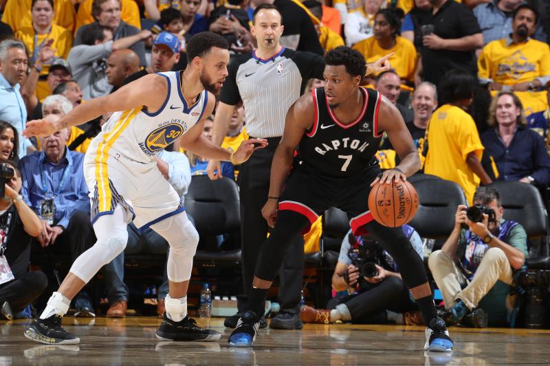 NBA Finals 2019: Raptors vs. Warriors Game 4 TV Schedule, Live Stream and Odds