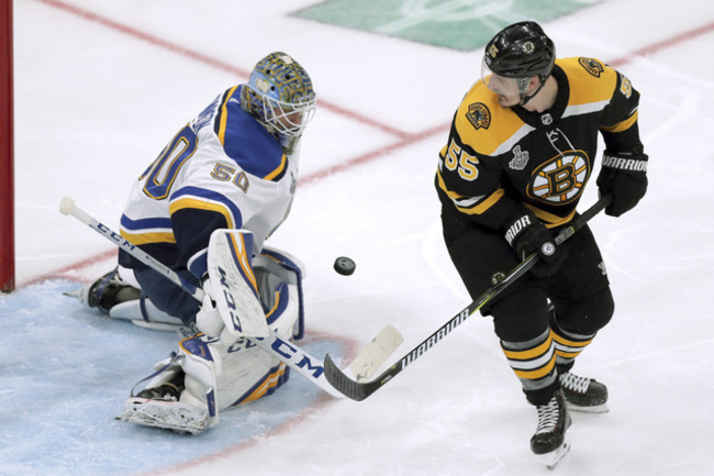 Nhl Stanley Cup Final 2019 Bruins Vs Blues Game 6 Odds Tv