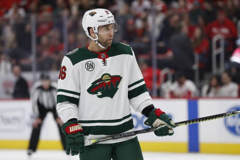 Nhl Trade Rumors Latest Buzz On Jason Zucker Phil Kessel And
