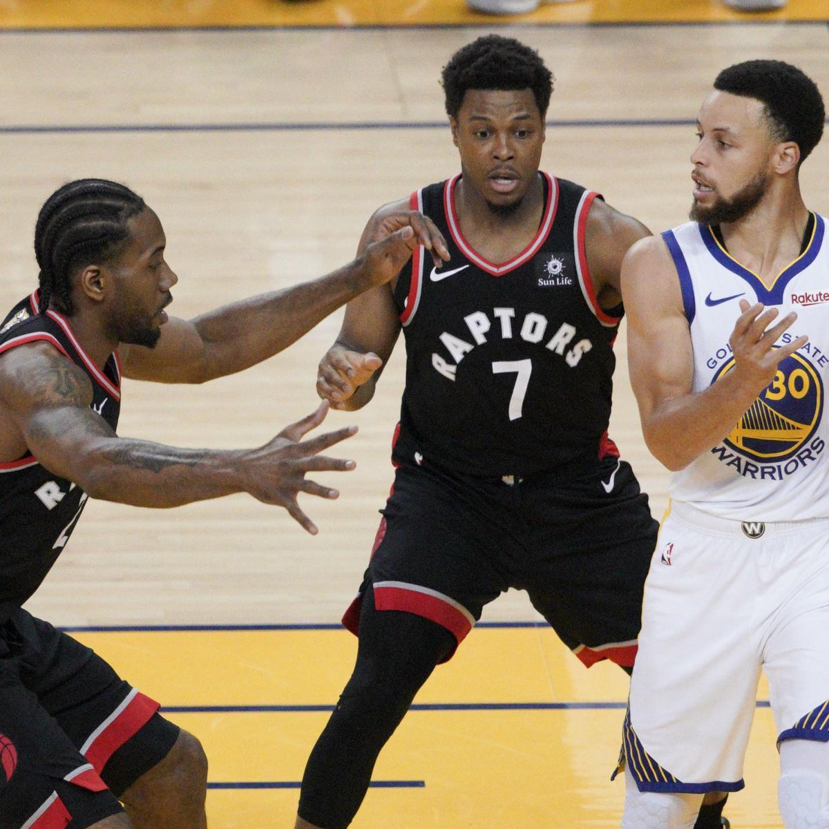 Warriors Game Broadcast Tv: NBA Finals 2019: Raptors Vs. Warriors Game 4 TV Schedule