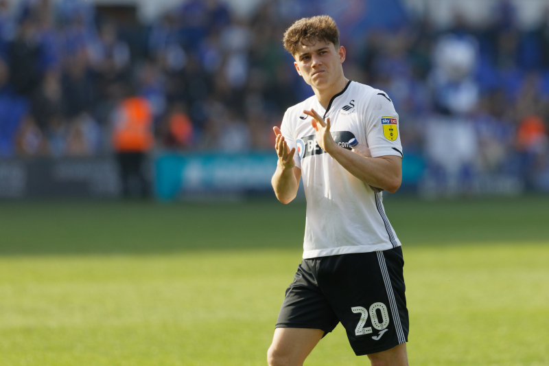 Daniel James Transfer to Manchester United from Swansea City Announced
