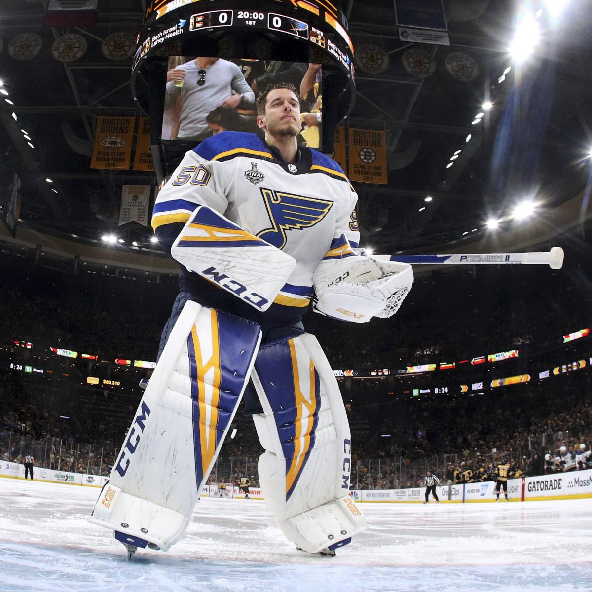 Bruins Vs. Blues: Game 6 Live Stream, NBC TV Schedule