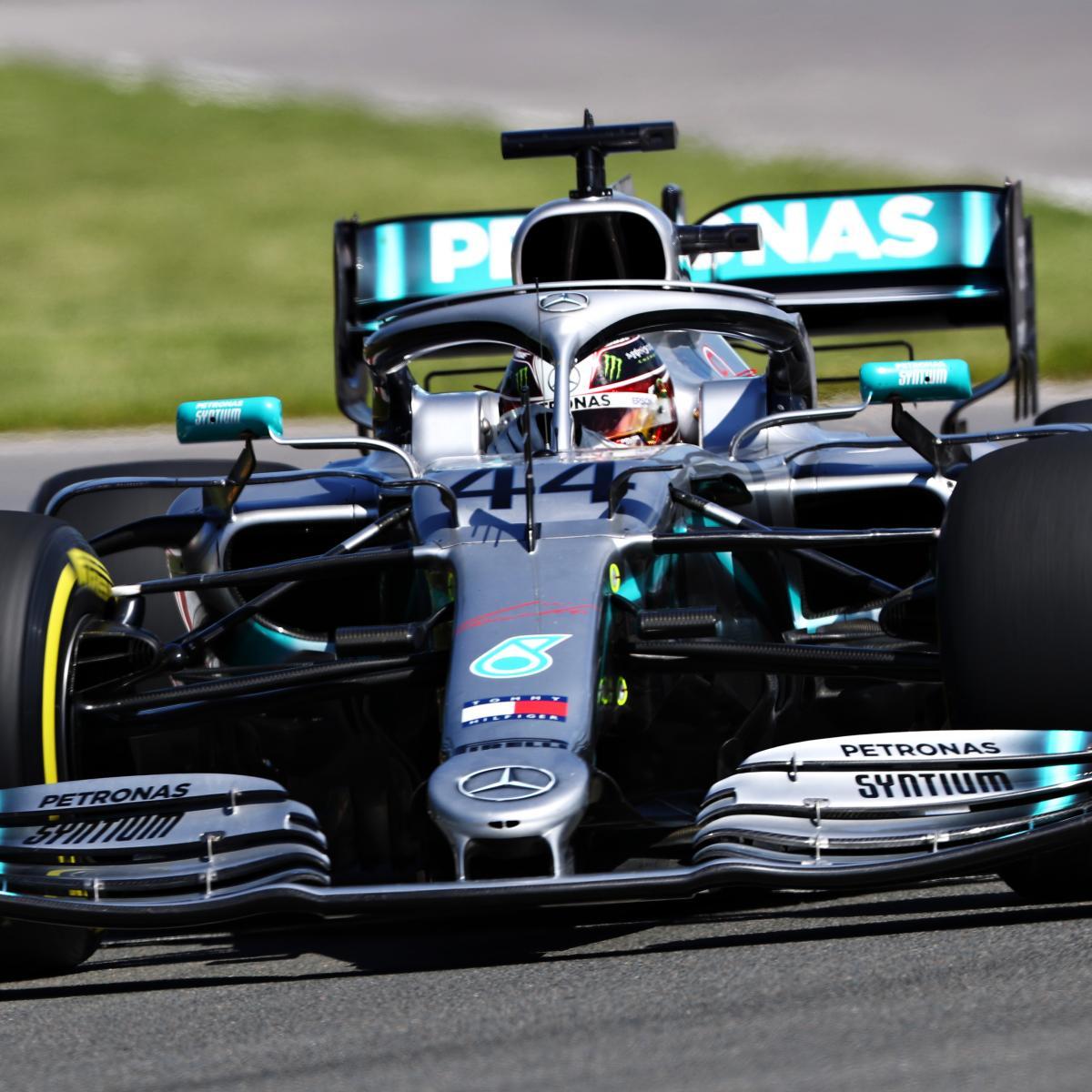 Canadian F1 Grand Prix 2019 Start Time Drivers Tv