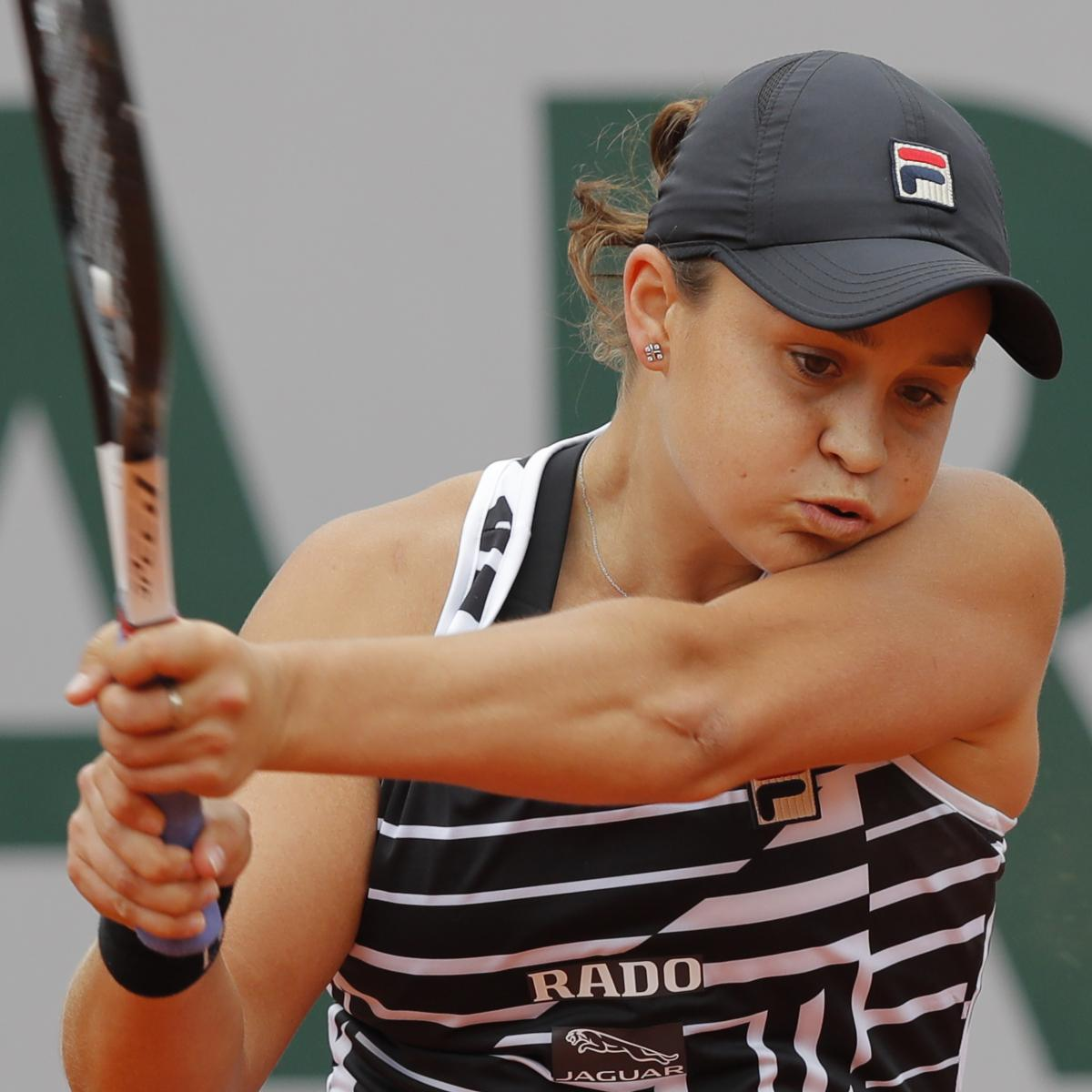 French Open 2019: Women's Final Schedule, Prediction And