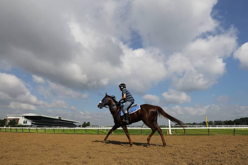 Belmont Stakes 2019: Post Time, TV Coverage, NBC Live Stream