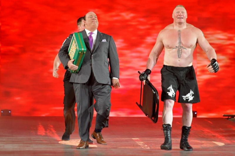 Brock Lesnar's Failed Cash-In Tease Sets Up Biggest WWE Storyline of the Summer