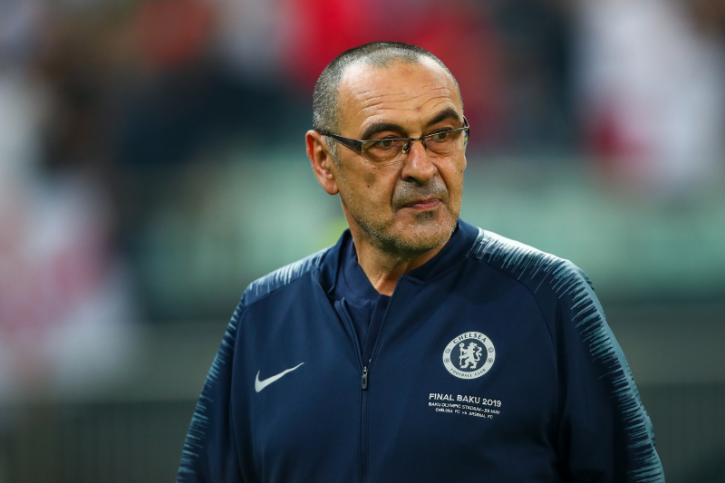 Report: Maurizio Sarri to Sign 3-Year Juventus Deal After Chelsea Agree to Exit