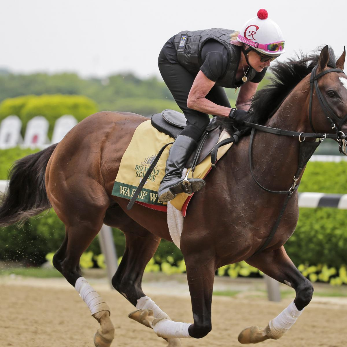 Belmont Stakes Entries 2019 Race Day Predictions For All