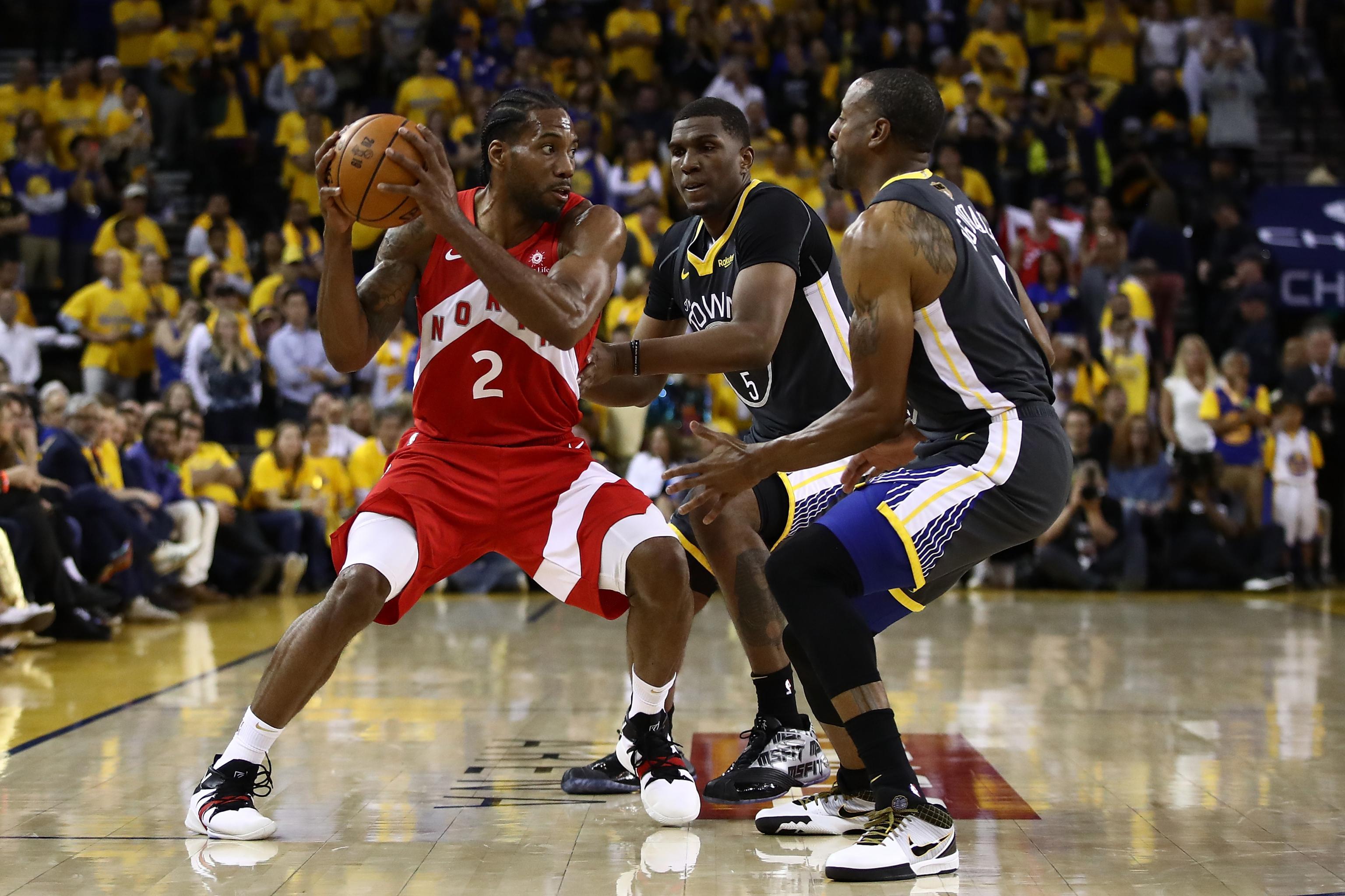 Raptors vs  Warriors: Game 4 Stats and NBA Finals 2019 Game