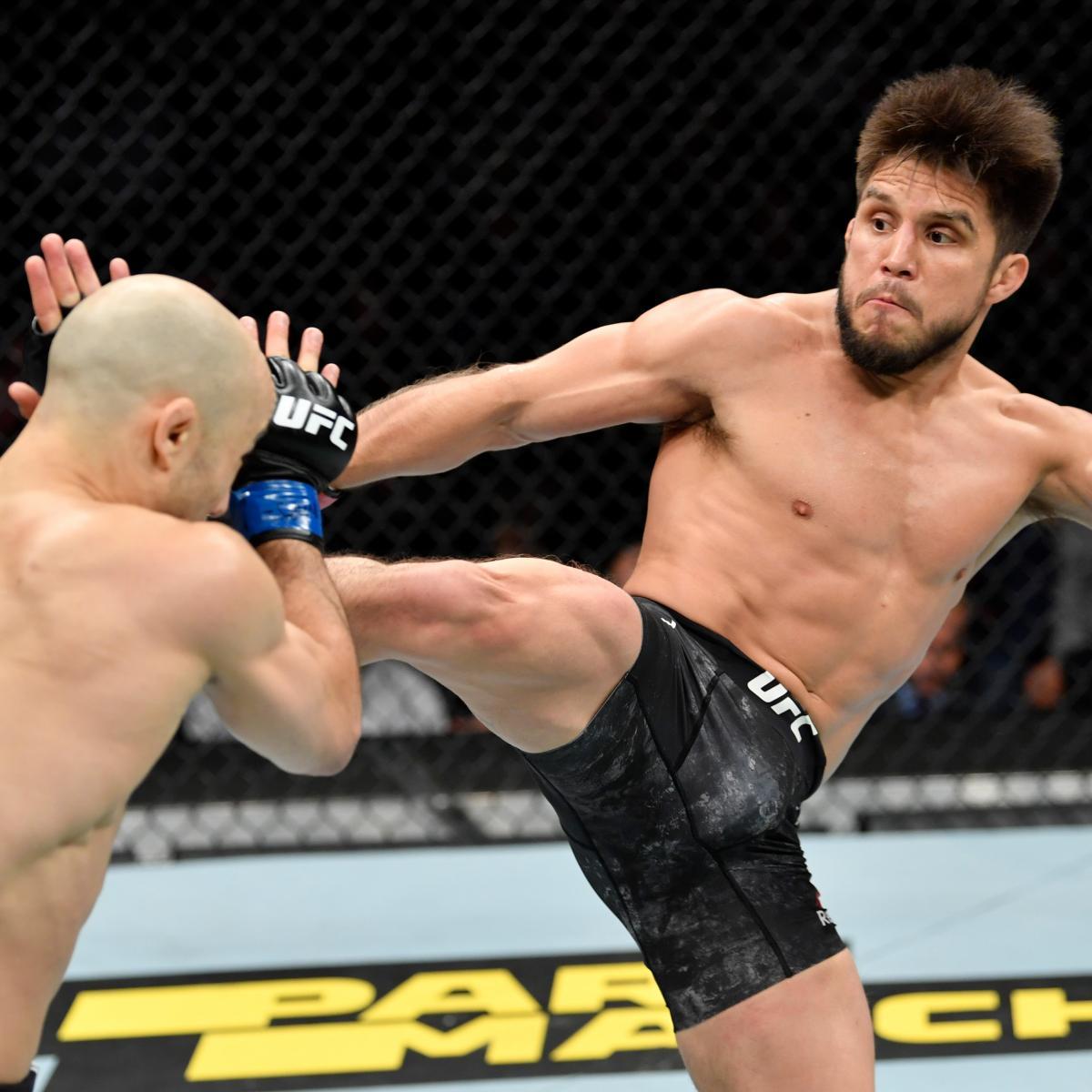 UFC 238 Results: Henry Cejudo TKO, Valentina Shevchenko