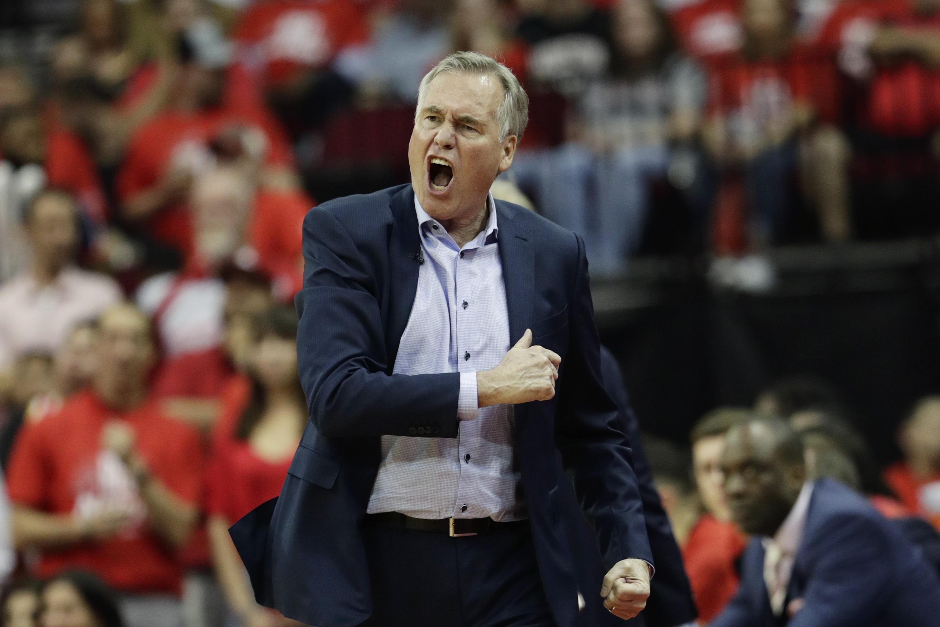 a486d757 Mike D'Antoni's Agent Not 'Willing to Take' Rockets' Latest Contract ...