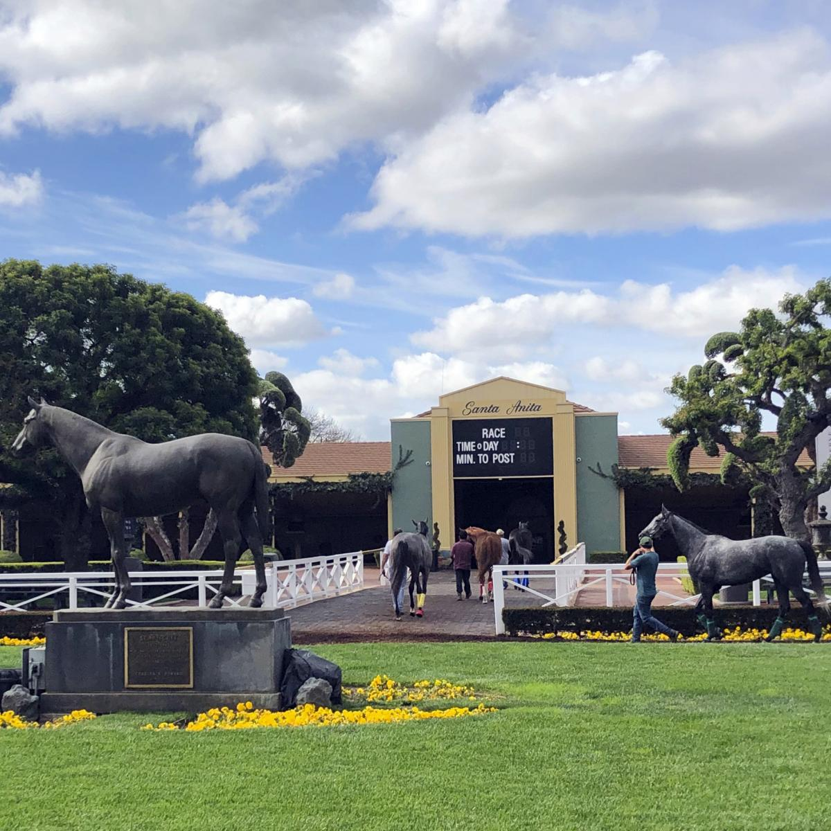 Santa Anita Rejects Request To Close Track After 28th