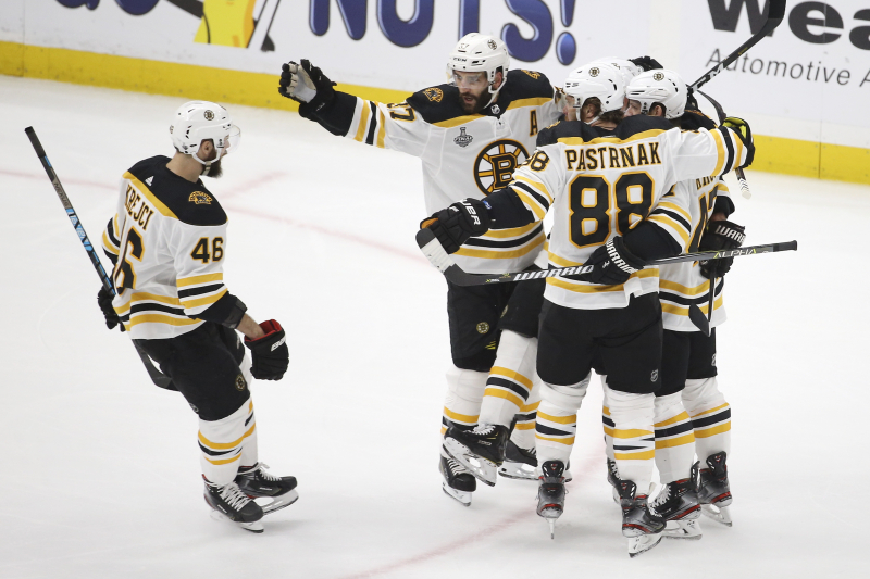 Brad Marchand, Bruins Blow out Blues to Force Game 7 of NHL Stanley Cup Final