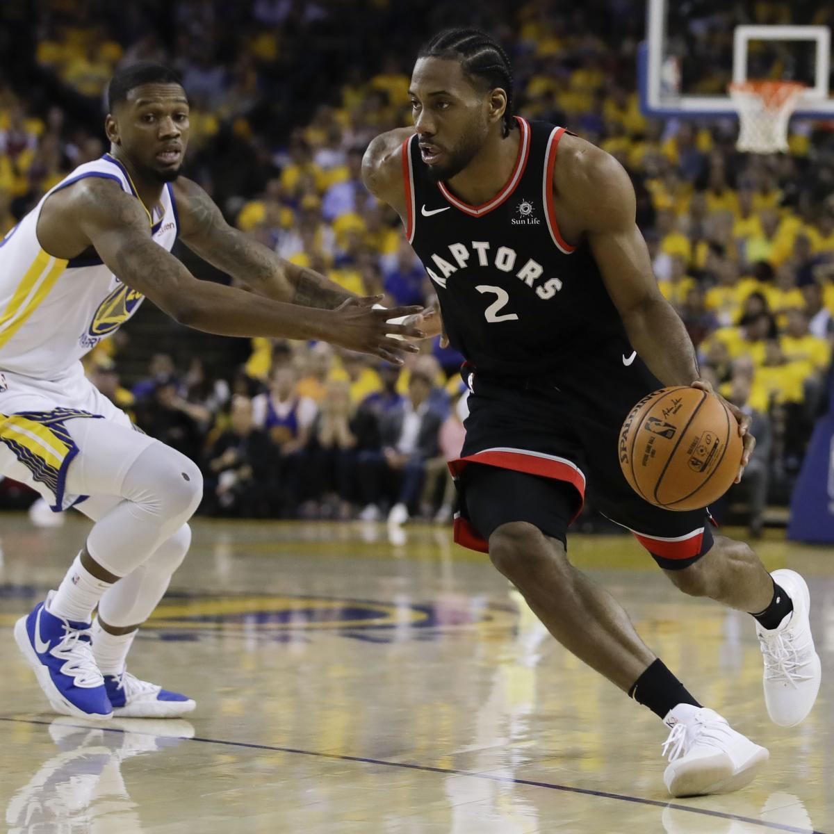 Warriors Game Broadcast Tv: NBA Finals 2019: Warriors Vs. Raptors TV Schedule And Game