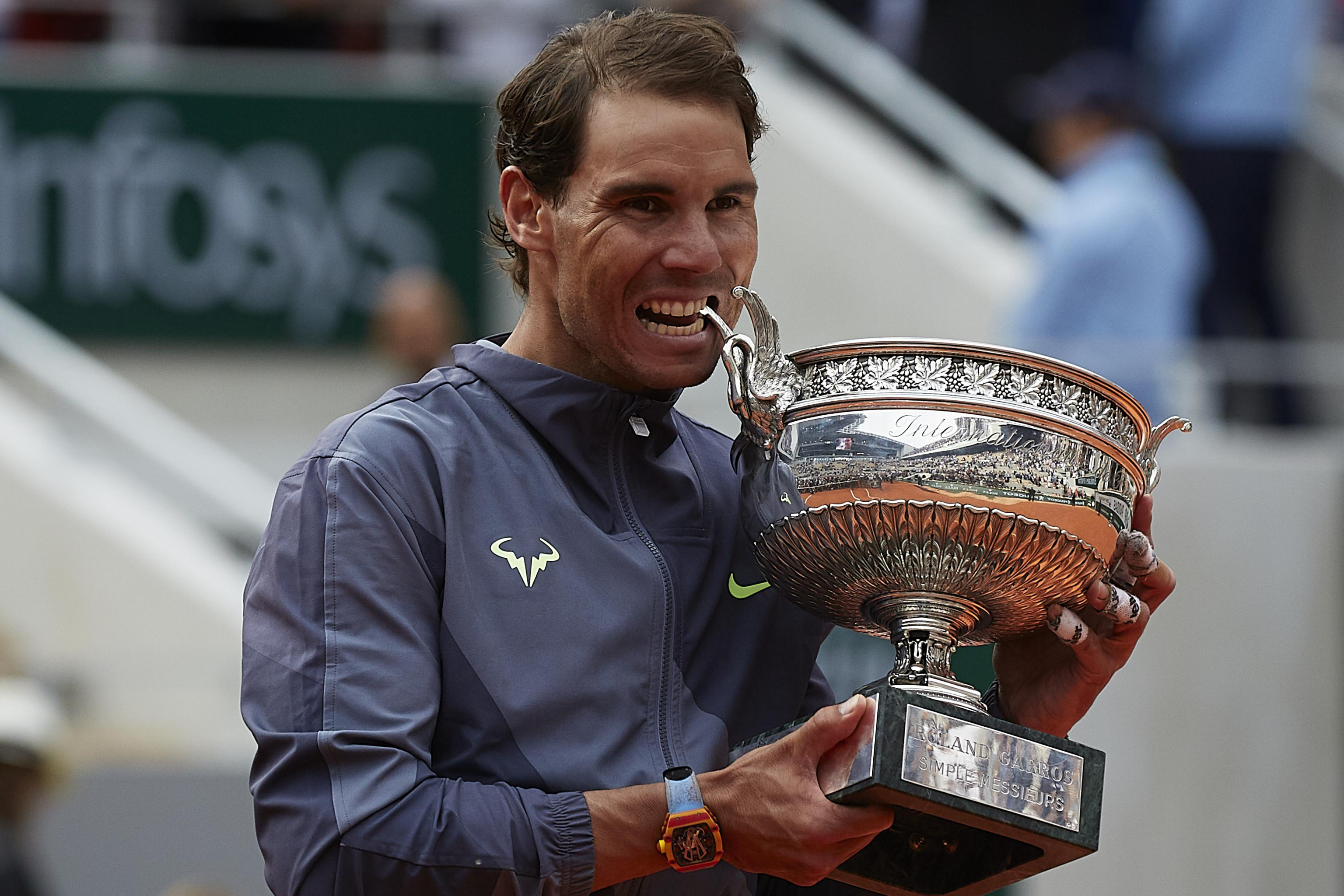 French Open 2019 Men S Finals Results Stats For Rafael Nadal Vs Dominic Thiem Bleacher Report Latest News Videos And Highlights