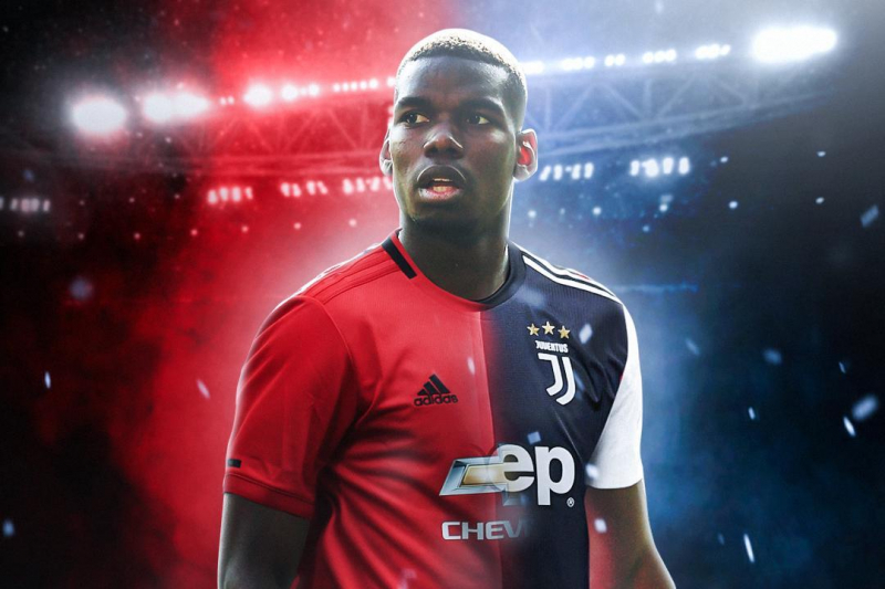 Why Juventus Are Looking into a Surprise Return Transfer for Paul Pogba