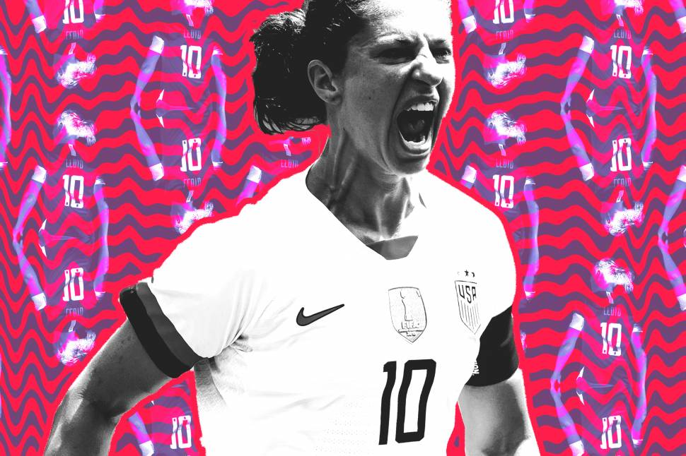 32b1b81401d Carli Lloyd Is Not Yet Ready to Ride into the Sunset | Bleacher ...