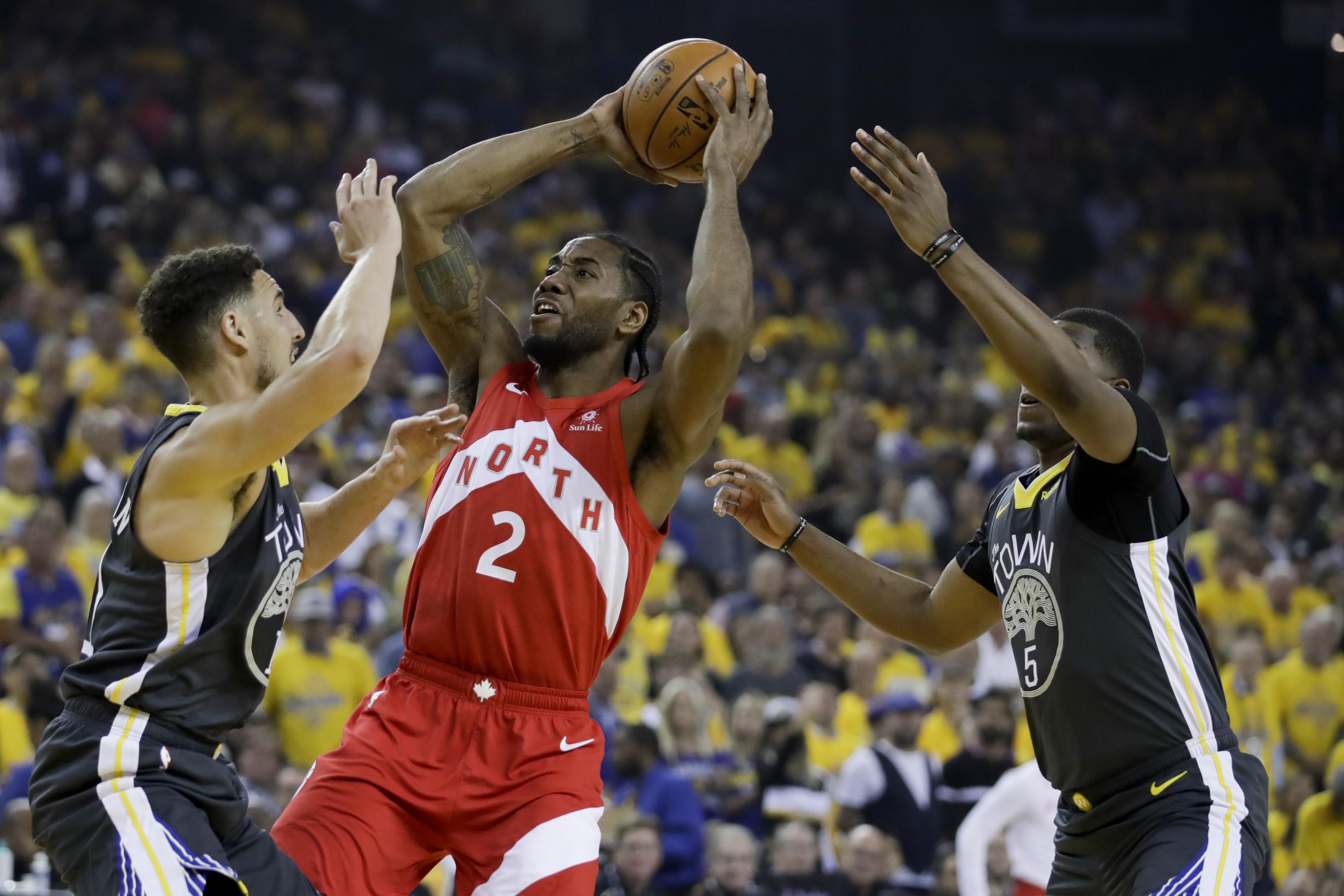 Nba Finals 2019 Game 5 Tv Schedule Warriors Vs Raptors Predictions Bleacher Report Latest News Videos And Highlights