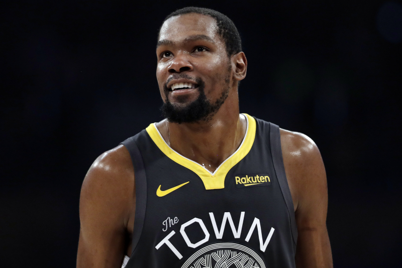 What Does Kevin Durant's Return Mean for Raptors vs. Warriors NBA Finals?