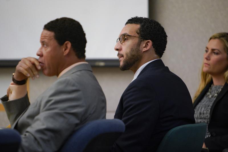 Kellen Winslow II Found Guilty of Rape, Indecent Exposure, Lewd Conduct