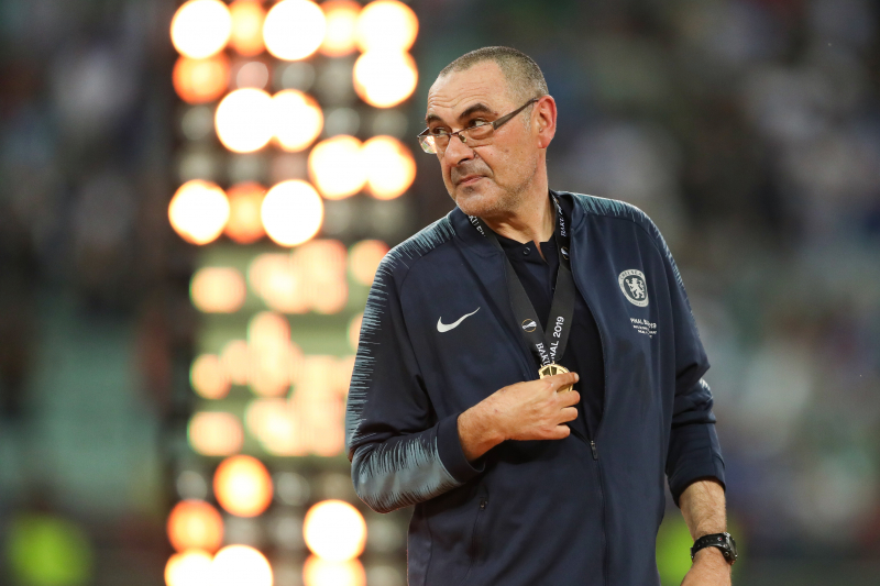 Cesc Fabregas Says Maurizio Sarri 'Will Never Change' Amid Chelsea Exit Rumours