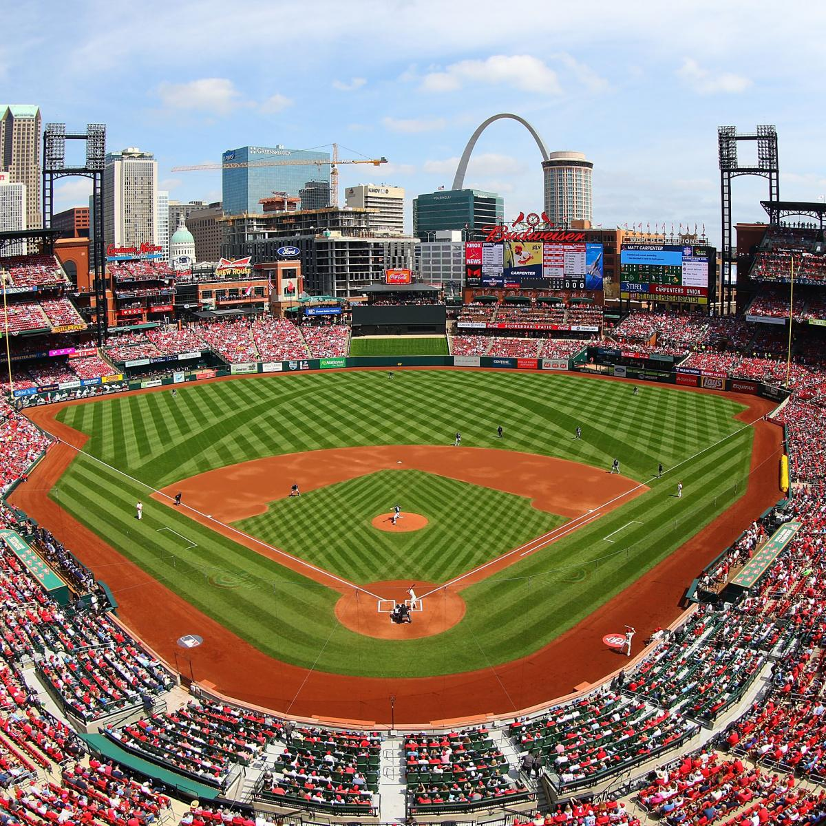 Cardinals To Host Blues Stanley Cup Final Game 7 Watch