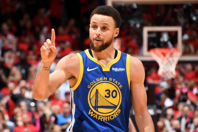 c51d6123ffc TORONTO, CANADA - JUNE 10: Stephen Curry #30 of the Golden State Warriors