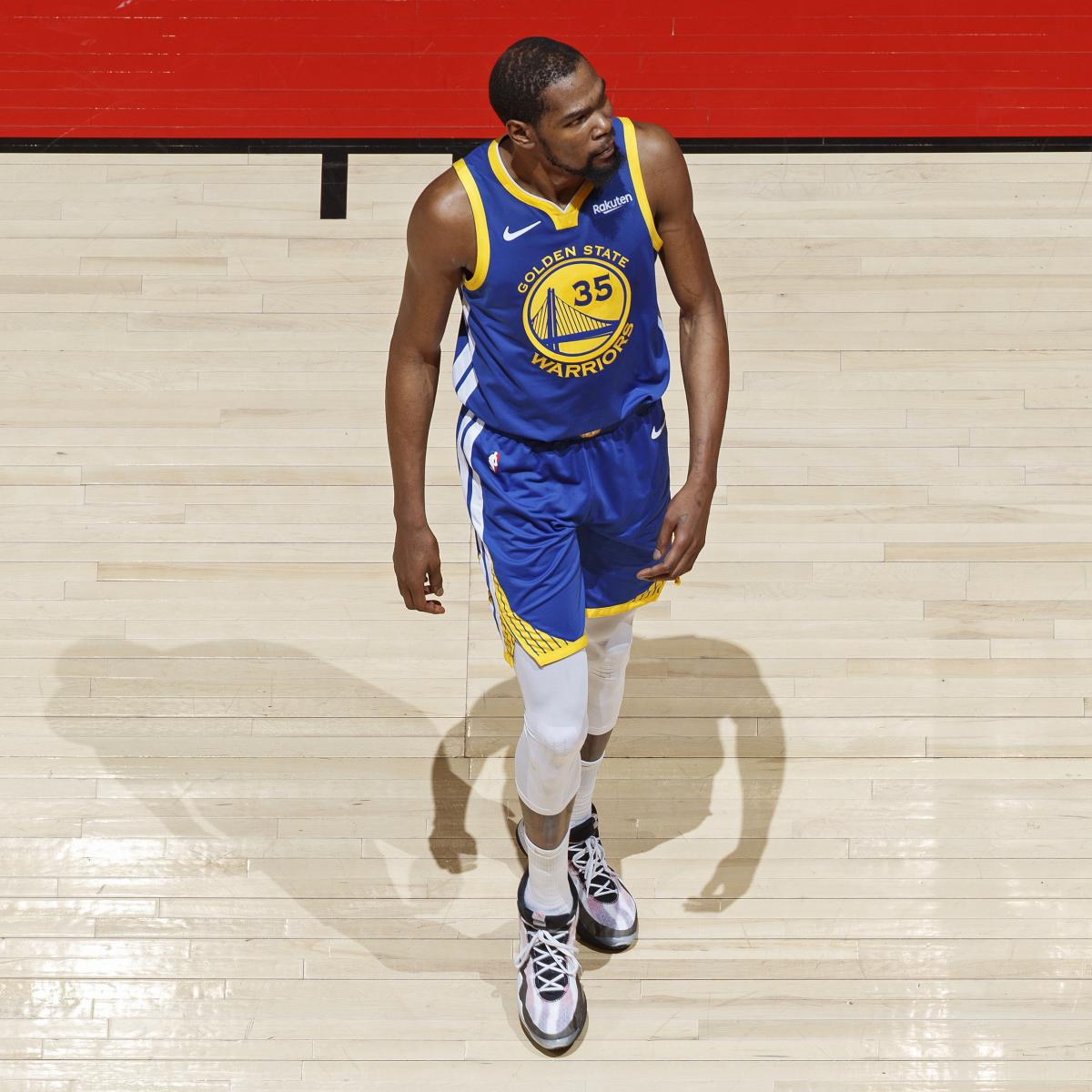 Kevin Durant's Achilles Injury Irrevocably Alters NBA