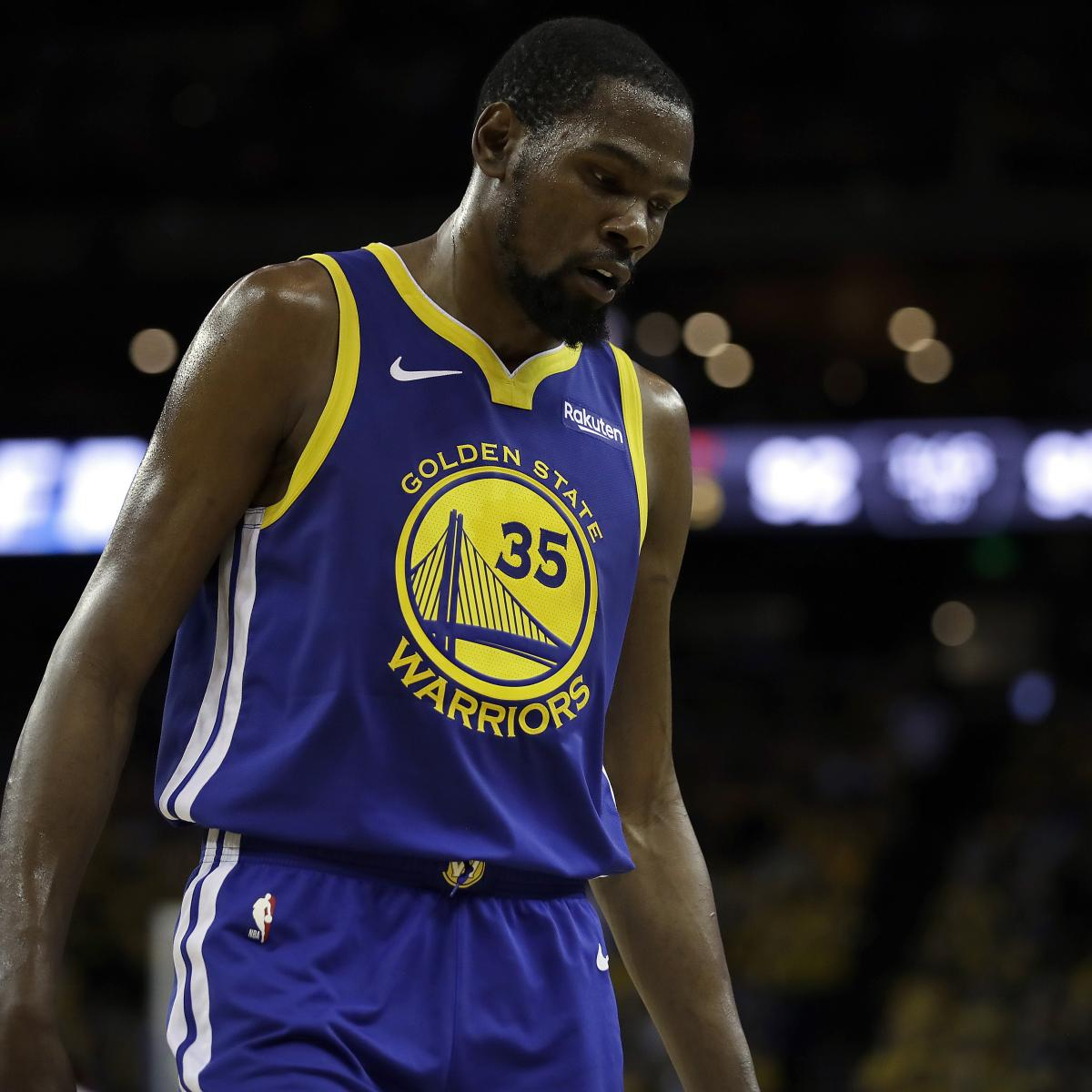 nouveau style 658a6 c14cf Bobby Marks: 3 Teams Said They'd Sign Kevin Durant in Free ...