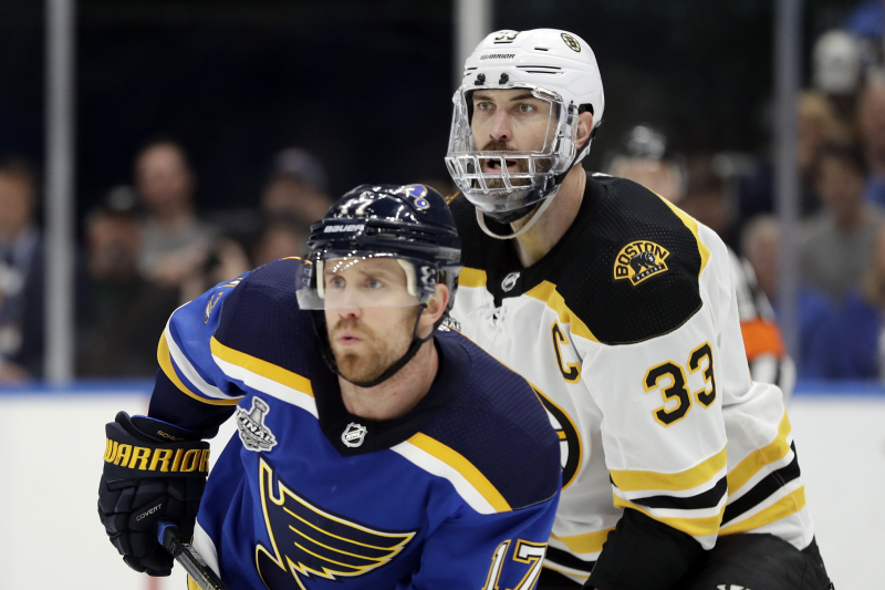 NHL Stanley Cup Final 2019: Blues vs. Bruins Game 7 TV Info, Odds and Prediction