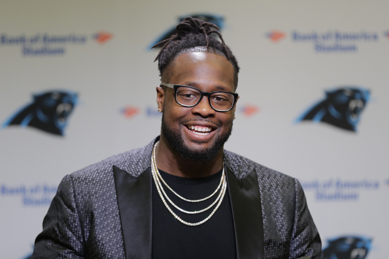 Panthers' Gerald McCoy: 'I'll Never Say Anything Negative' About Buccaneers