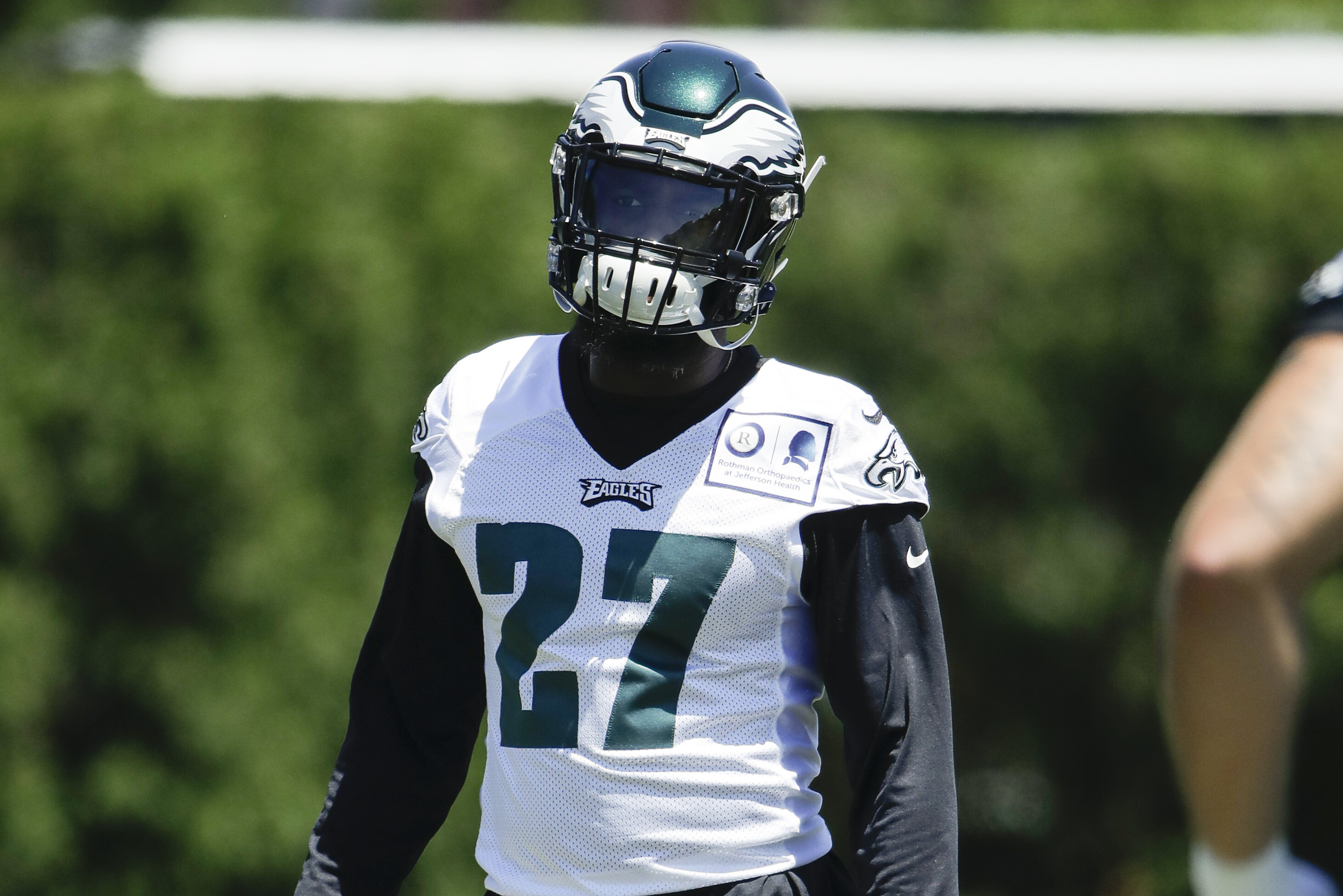 7a031583d48 Eagles' Malcolm Jenkins Says He's 'Outplayed' His Current Contract at  Minicamp
