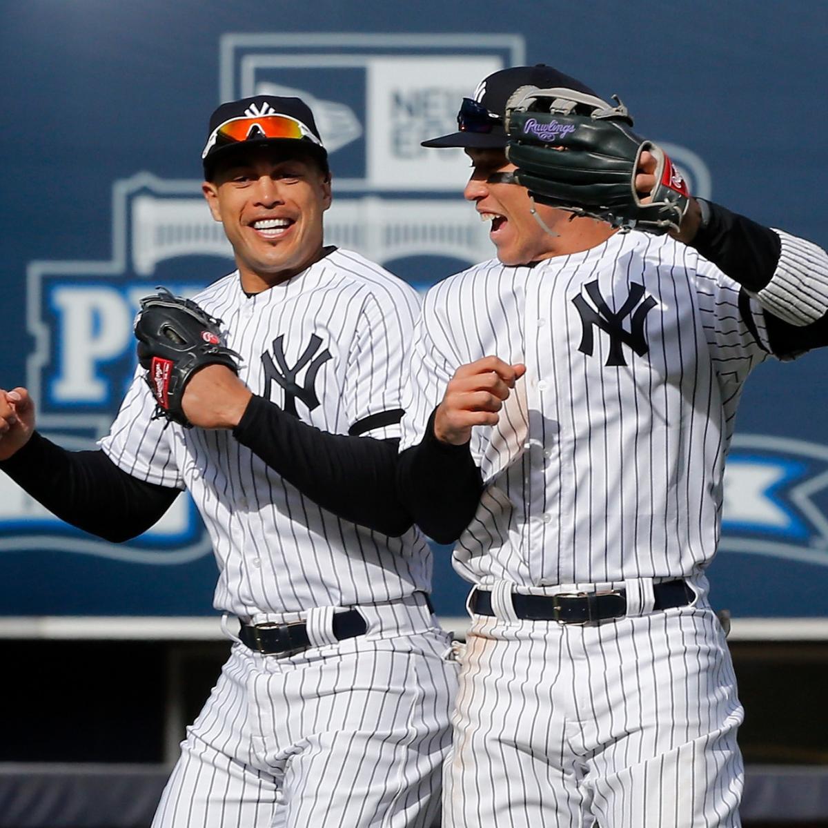 Mike Fiers Stanton Tweet: Yankees News: Aaron Judge, Giancarlo Stanton May Return