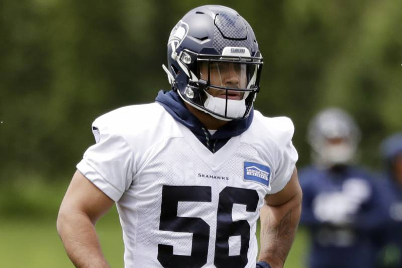 new styles e3368 97126 Pete Carroll Says He Expects Mychal Kendricks Back Despite ...