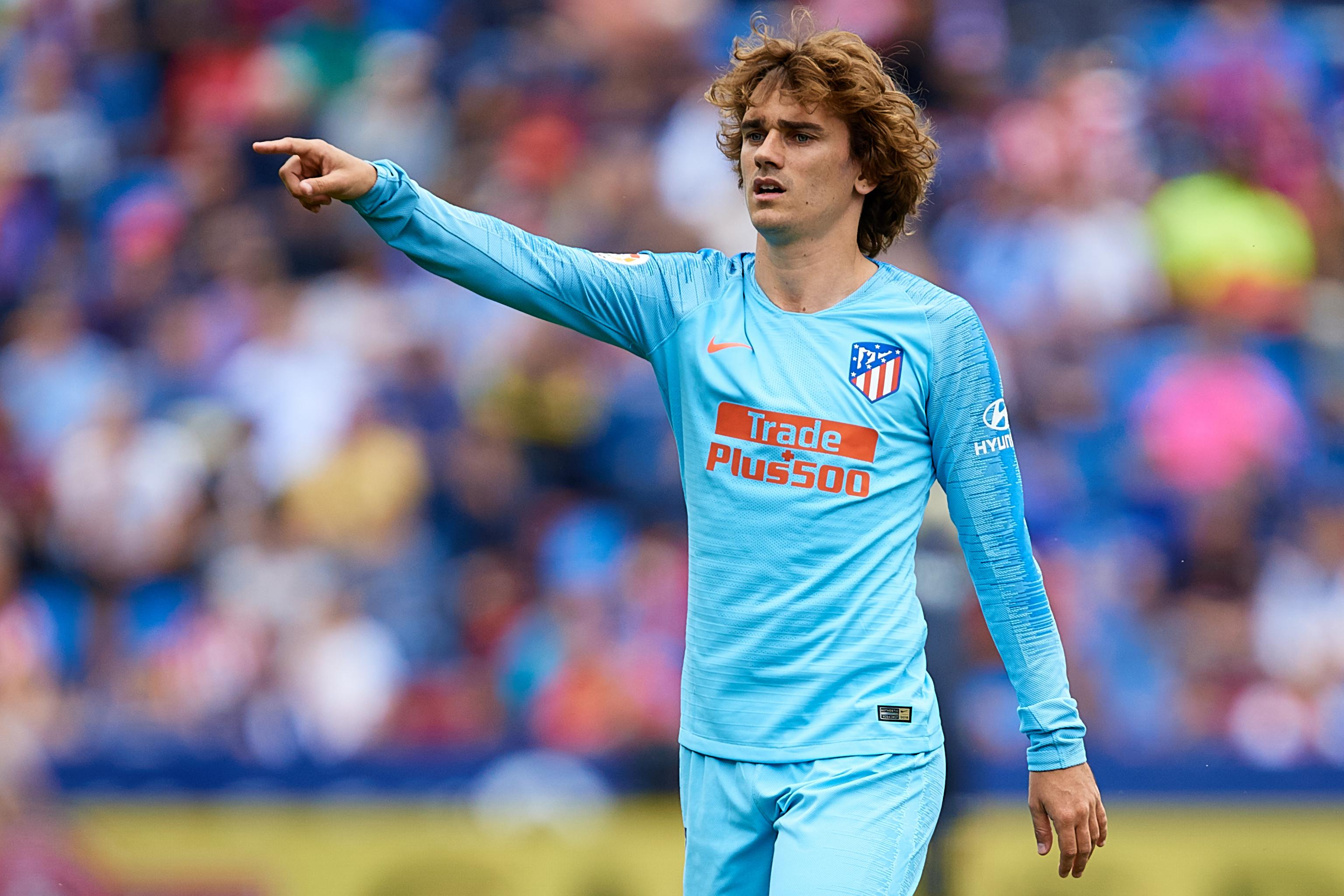 premium selection d4df9 c37a6 Antoine Griezmann Says 'I Don't Know If I'll Remain in Spain ...